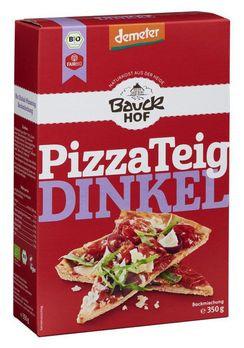 Bauckhof Pizzateig Dinkel Backmischung demeter 350g