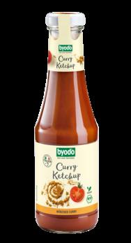 Byodo Curry Ketchup, fein, würzig 500ml