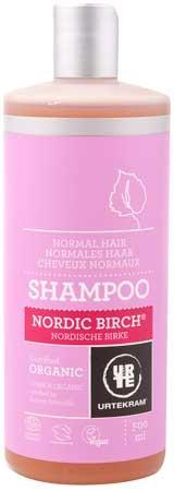 Urtekram Shampoo Nordische Birke (für normales Haar) 500ml/A