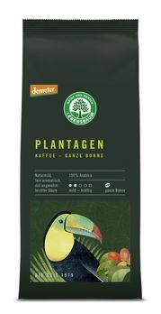 Lebensbaum Plantagen Kaffee demeter, ganze Bohne 250g