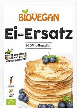 Biovegan Ei-Ersatz 100% pflanzlich 20g