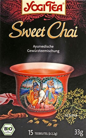 Golden Temple Chai Sweet 17 Beutel