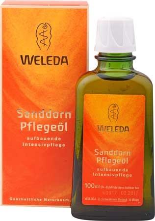 Weleda Sanddorn Pflegeöl 100ml
