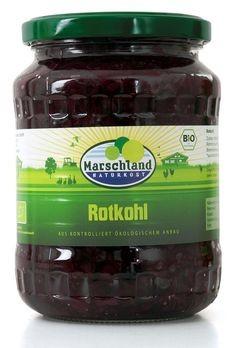 Marschland Rotkohl 680g