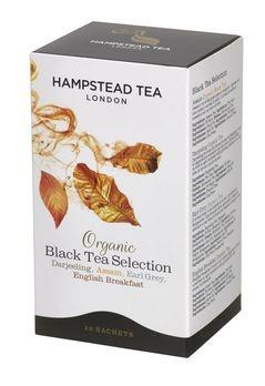 Hampstead Tea Black Selection 4 Sorten demeter 20Btl