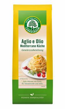 Lebensbaum Aglio e Olio Mediterrane Küche 40g