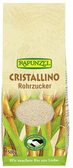 Rapunzel Cristallino Rohrzucker 500g