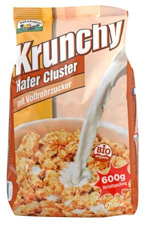 Barnhouse Krunchy Hafer-Cluster 600g