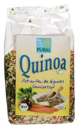 Pural Quinoa Gemüsetopf 250g