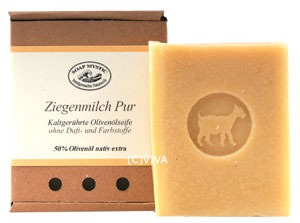 Soap Mystic Naturseife Ziegenmilch Pur 100g