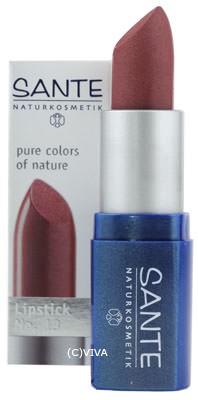 SANTE Lipstick nude mellow No. 13 4,5g