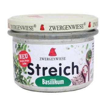 Zwergenwiese Streich Basilikum 180g