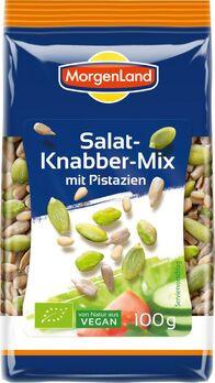 MorgenLand Salat Knabber-Mix 100g