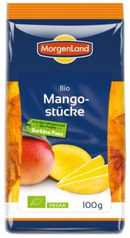 MorgenLand Mangostücke 100g