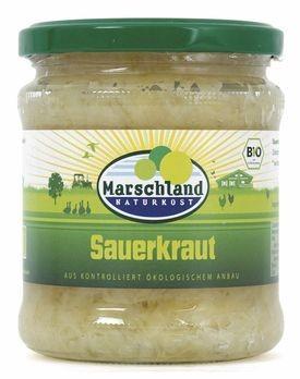 Marschland Sauerkraut 350g