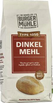 Burgermühle Dinkelmehl Type 1050, 1kg