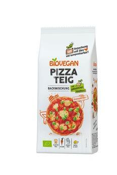 Biovegan Pizzateig Backmischung 300g
