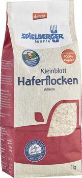 Spielberger Haferflocken Kleinblatt, Demeter 1kg