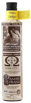 Amanprana Happy Delight, Okinawa-Omega-Öl 500ml