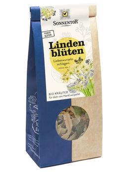 Sonnentor Lindenblütentee, ganze Blüten 35g