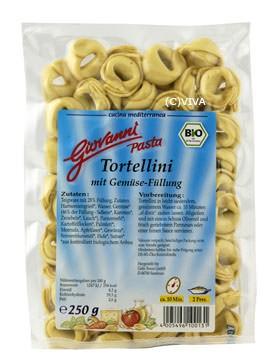 D'Angelo Tortellini mit Gemüse-Füllung 250 g