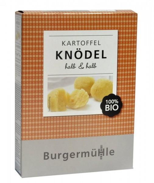 Burgermühle Kartoffel Knödel 2x115g