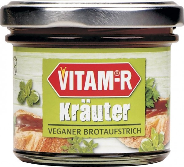 Vitam R Kräuter Hefeextrakt 125g