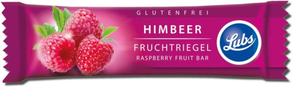 Lubs Premium Fruchtriegel Himbeere 30g