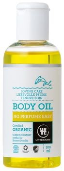 Urtekram No Perfume Baby-Öl 100ml