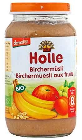 Holle Birchermüsli bio demeter 220g
