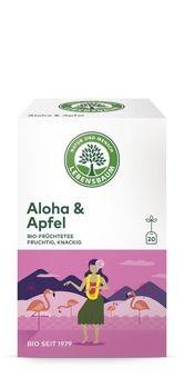 Lebensbaum Aloha & Apfel Tee 20 Btl