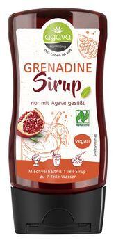 agava Grenadinesirup Spenderflasche 350g