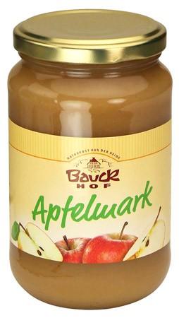 Bauckhof Apfelmark ungesüßt 360g
