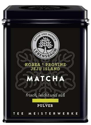 Lebensbaum Matcha Tee 30g