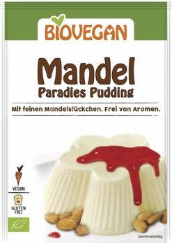 Biovegan Pudding Mandel 43g