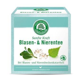 Lebensbaum Blasen- und Nierentee Sanfte Kraft Heilkräutertee 12 x 2,0g