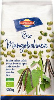 MorgenLand Mungbohnen 500g