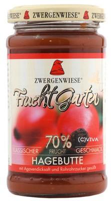 Zwergenwiese Erdbeere-Vanille FruchtGarten 225g