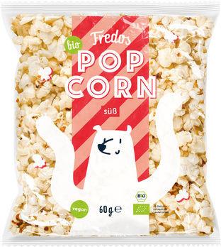 Fredos Popcorn, süß 60g