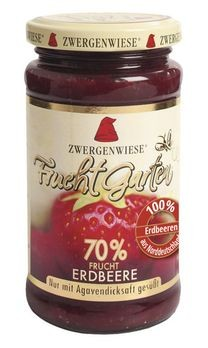 Zwergenwiese Erdbeere FruchtGarten 225g