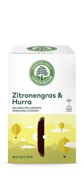 Lebensbaum Zitronengras & Hurra Tee 20 Btl
