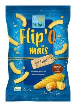 Pural Flip'O mais mit Salz 100g