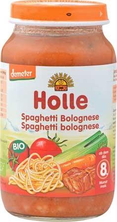 Holle Spaghetti Bolognese demeter 220g