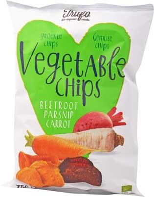 Trafo Gemüse Chips 75g
