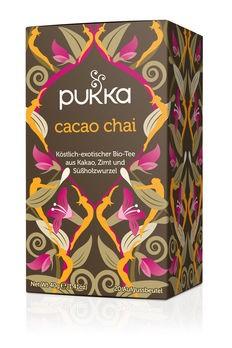 Pukka Cacao Chai 20Btl
