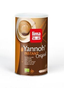 Lima Yannoh Getreidekaffee Instant Original 250g