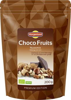MorgenLand Choco Fruits Nussmix 200g