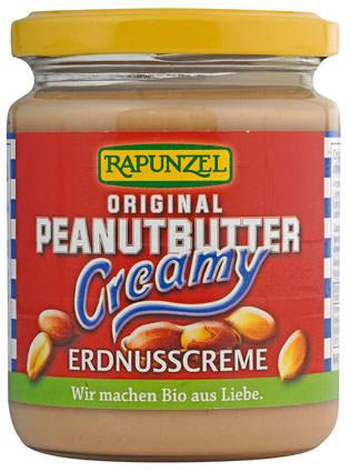 Rapunzel Peanutbutter Creamy 250g
