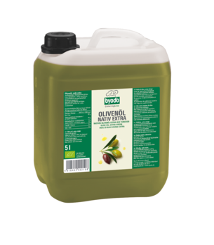 Byodo Olivenöl nativ extra, mild 5l