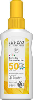 Lavera KIDS Sensitiv Sonnenlotion LF 50 100ml